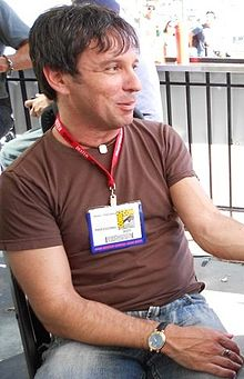 Steven-Elliot Altman at Comicon 2011.jpg