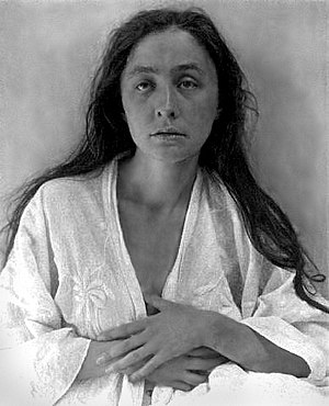 English: Photo portrait of Georgia O'Keeffe by...