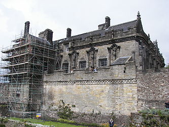Stirling Castle Prince's Tower.jpg