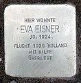 Stolperstein Bachstelzenweg 16 (Dahle) Eva Eisner.jpg