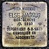Stolperstein Leonorenstr 79 (Lankw) Else Magnus.jpg