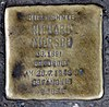 Stolperstein Mainzer Str 23 (Friedh) Richard Miersch.jpg