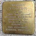 Stolperstein Wesseling Nordstraße 20 Josef Cahn.jpg
