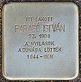 Stolperstein für Farago Istvan.jpg