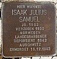 Stolperstein für Isaak Julius Samuel.jpg