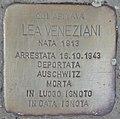 Stolperstein für Lea Veneziani (Rom).jpg
