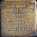 Stolpersteine Köln, Lambert Jansen (Vogelsangerstr. 344).jpg