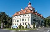 Straßburg Pöckstein 1 Schloss Pöckstein SO-Ansicht 12092015 7391.jpg