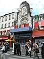 Street theatre 5, Rue de Steinkerque - Boulevard de Rochechouart, Paris.jpg