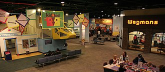 Strong National Museum of Play - Image: Strong Museum 1
