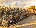 Students bikes at Delft starion - panoramio.jpg
