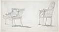 Studies for Two Armchairs (recto); sketches for Three Chairs and Parts of a Fourth (verso) MET DP807899.jpg