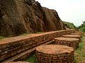 Stupas at Bojjannakonda in Visakhapatnam district.jpg