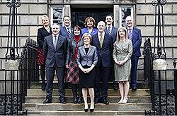 First Sturgeon Government Wikipedia