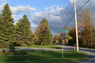 Sullivan, New York - Image: Sullivan, NY, USA panoramio (6)