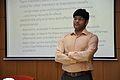 Suman Devadula Speaks - Art of Science - Workshop - Science City - Kolkata 2016-01-08 9132.JPG