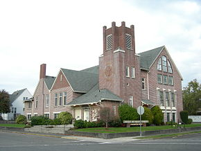 Sumner WA - United Methodist Church 01.jpg