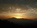Sunset in Mansehra, Pakistan.jpg