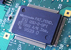 Super FX - Super FX 2 chip on Super Mario World 2: Yoshi's Island