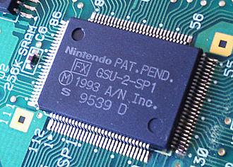 Super FX - Super FX 2 chip on Super Mario World 2: Yoshi's Island