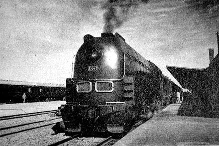 「アジア」電車