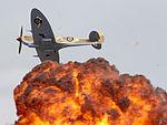 Supermarine Spitfire Mk.IX dummy attack at Omaka.jpg