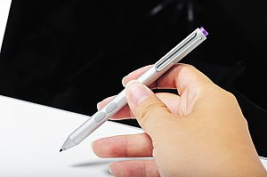 Surface Pen - Second generation of Surface Pen, sold with Surface Pro 3