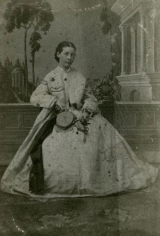 Erasmus Corwin Gilbreath - Susan Corse Gilbreath, 1861