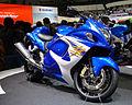 Suzuki Hayabusa at Tokyo Motor Show 2013-1.jpg