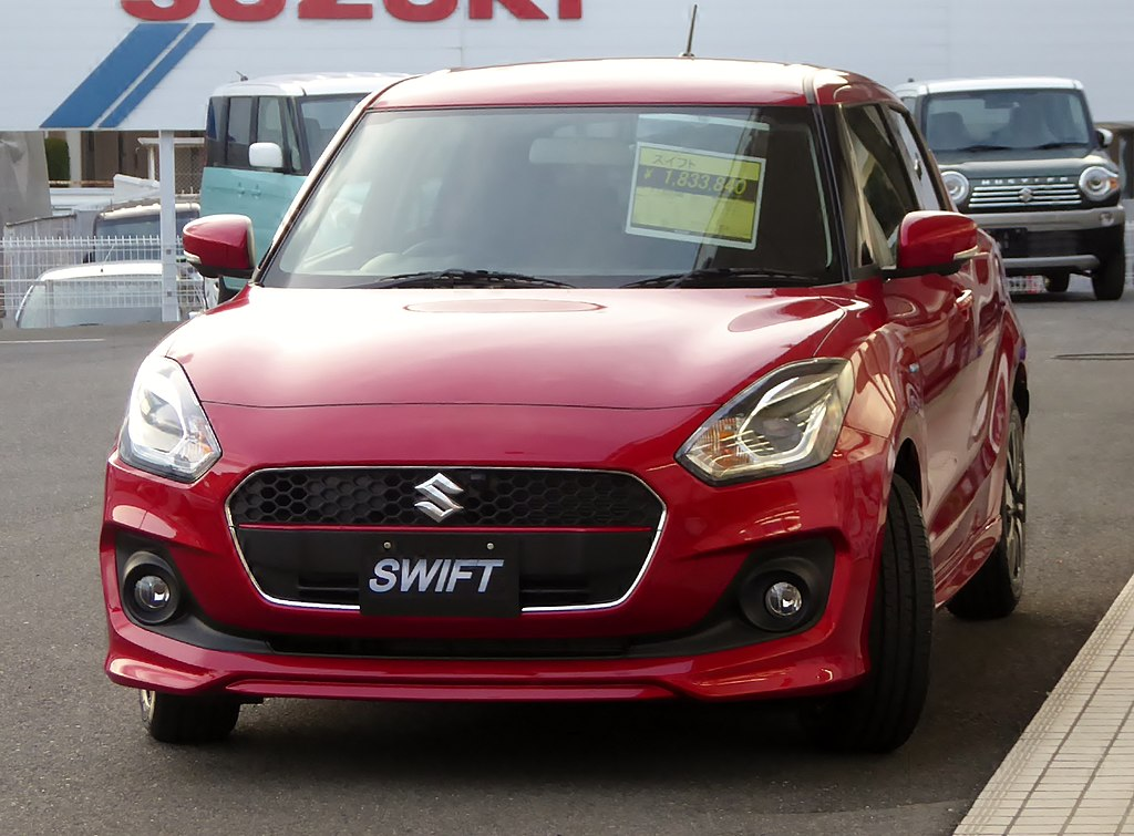 Best Suzuki Swift Deals