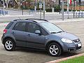Suzuki SX4 1.6 Crossover 2008 (10060846045).jpg