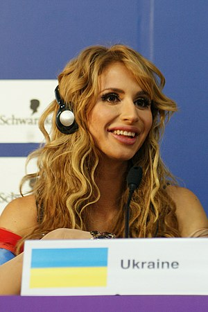 Svetlana Loboda - LOBODA at the Eurovision Song Contest 2009