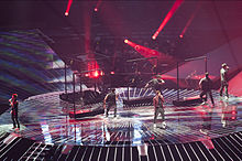Description de l'image Sweden at ESC 2011.jpg.