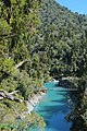 Swingbridge over Hokitika River at Hokitika Gorge.jpg