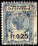Switzerland Geneva 1925 revenue M2 0.25Fr - 7.jpg