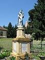 Szűz Máriát és Jézust ábrázoló I. világháborús emlékmű, Nagyrada. Foto Victor Belousov. - panoramio.jpg