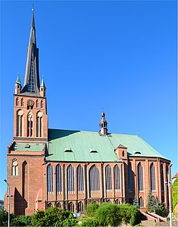 Szczecin Cathedral cathedral