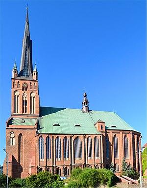 Szczecin Cathedral - Image: Szczecin katedra sw Jakuba (2)