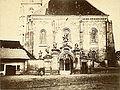 Szent Mihaly templom Kolozsvar 1860.jpg