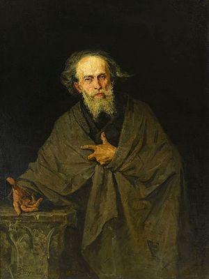 Cyprian Norwid - Norwid in 1882, by Pantaleon Szyndler