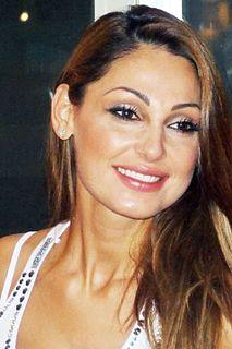 Anna Tatangelo Italian singer