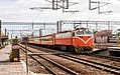 TRA E208 Chu-Kuang Express at Chiayi Station 20140629.jpg