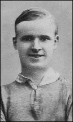 Tommy Meehan - Meehan while with Chelsea in 1923.