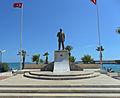 Taşucu Atatürk Anıtı.JPG