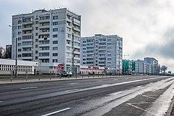 Taškienckaja street (Minsk) p02.jpg