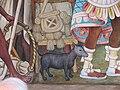 Tableros murales de Diego Rivera en el Palacio Nacional 04.jpg