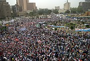 Tahrir Square on May 27 2011
