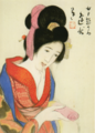 TakehisaYumeji-1920-Ten Themes of Woman Ai-jō.png
