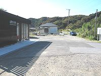 Takeoka-station-stationfront-2007.jpg