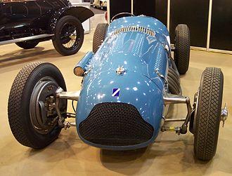 Bleu de France (colour) - Image: Talbot Lago T26 Grand Prix 1949 blue v TCE